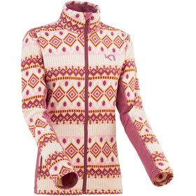 Kari Traa Rille Fleece Jacket Women, pearl